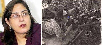 Nicaragua: Ana Isabel Morales Mazun – (Lucia).