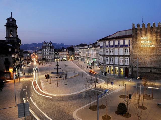 Centro de Guimarães