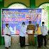 Peduli Dampak Covid-19, Pengurus Masjid Agung An Nur Bagikan Bantuan