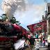 Universal Studios Announces Hogwarts Express Attraction