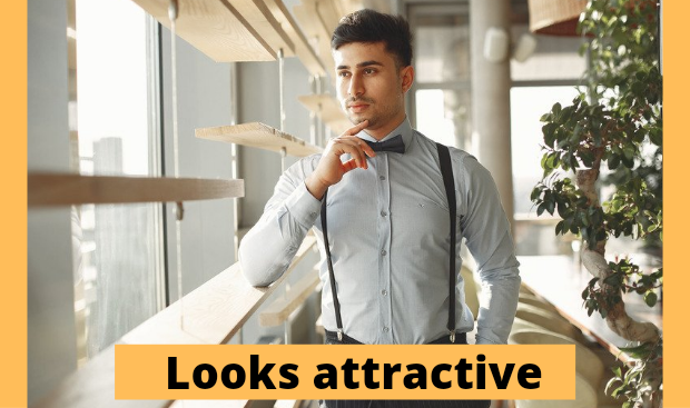 What makes people attractive?