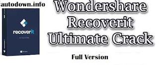 Wondershare Recoverit Ultimate 8.3.0.12 With Crack Latest
