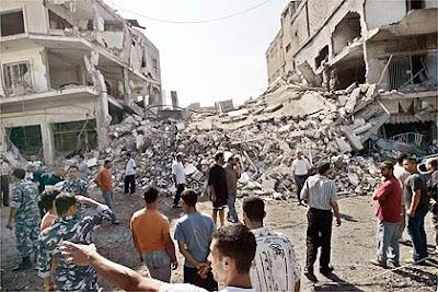 A Segunda Guerra entre Israel e o Líbano