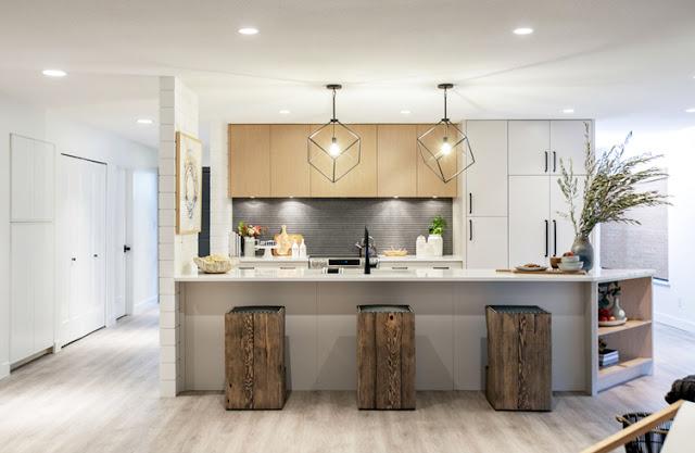 ห้องครัว Modern Minimalist