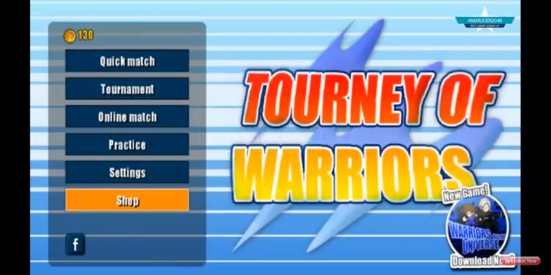 Tourney Of Warriors - DBZ Games for Android