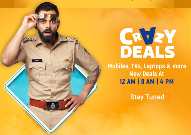 Flipkart Big Billion Day Sale 2019,Flipkart Biggest Sale Is Back