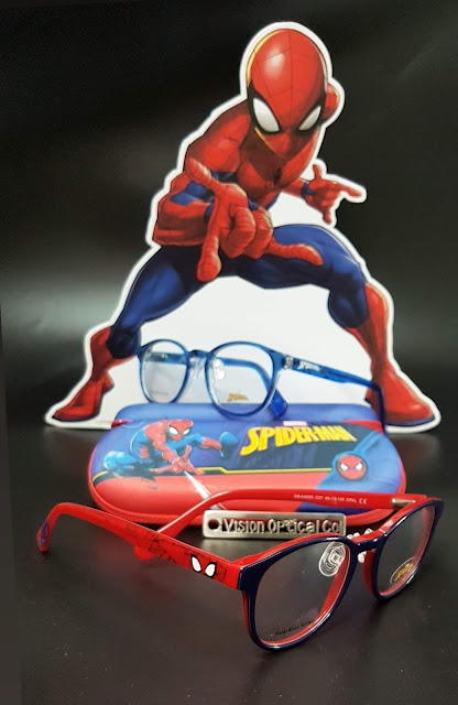 SpiderMan and Advenger Kids Eyewear 兒童眼鏡