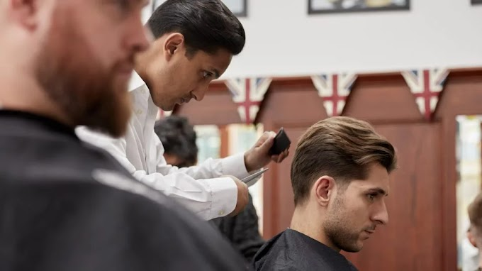 The Most Reviewed Barbershop in London | Pall Mall Barbers Fitzrovia
