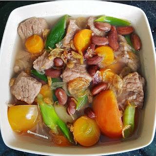 Ide Resep Masak Sup Wortel Kacang Merah