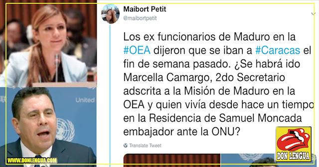 Moncada pide que prohiban a Maibort Petit ser periodista en la ONU