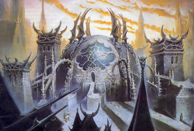 Planescape, el Multiverso de Dungeons & Dragons - El Mortuario