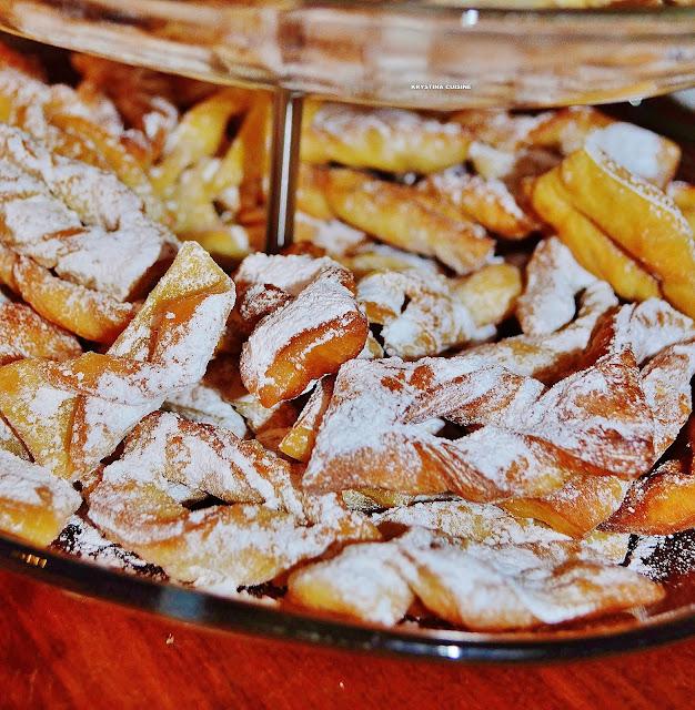 Krystina cuisine faworki for Allez cuisine translation