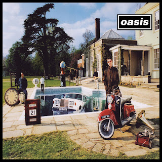 Oasis - Be Here Now (Remastered) - Album (1997) [iTunes Plus AAC M4A]