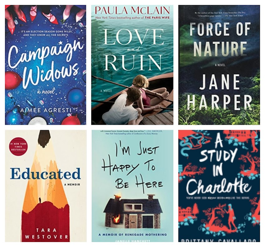 Summer Reading List: Mom Edition