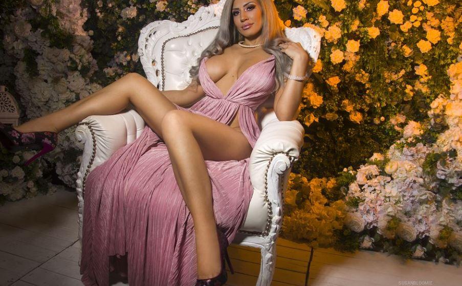 SusanBloomie Model GlamourCams