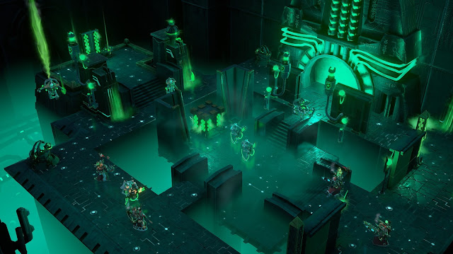 Warhammer 40000 Mechanicus PC Full Imagenes