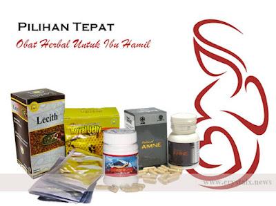 Obat Herbal untuk Ibu Hamil