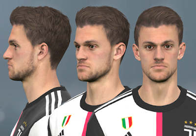 PES 2017 Faces Daniel Rugani by WER Facemaker