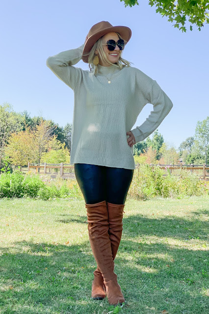 Fall trends to try #falltrends #falloutfit #fall
