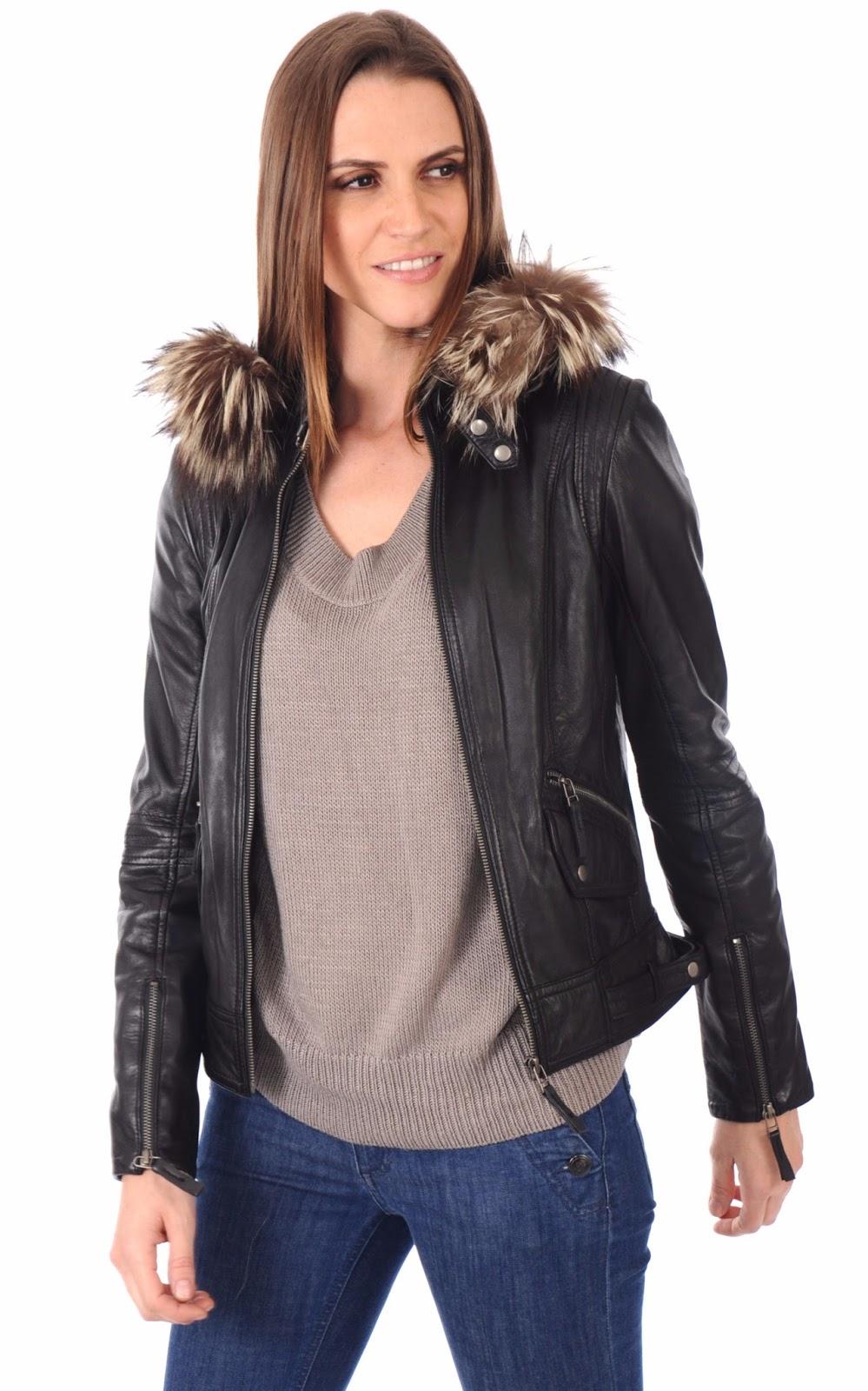 cc476517c9 Las chaquetas de cuero