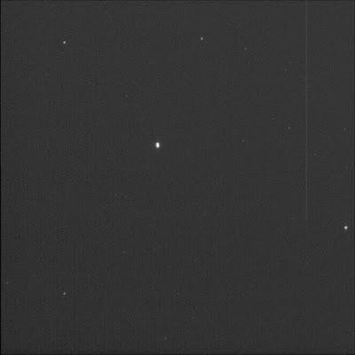 double star Struve 1686 in luminance