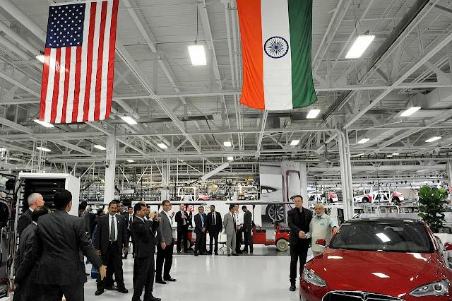 5 Fakta Yang Membuat Tesla Lebih Memilihi Berinvestasi Di India Dibandingkan Di Indonesia