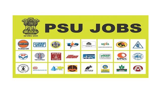 Jobs in PSU