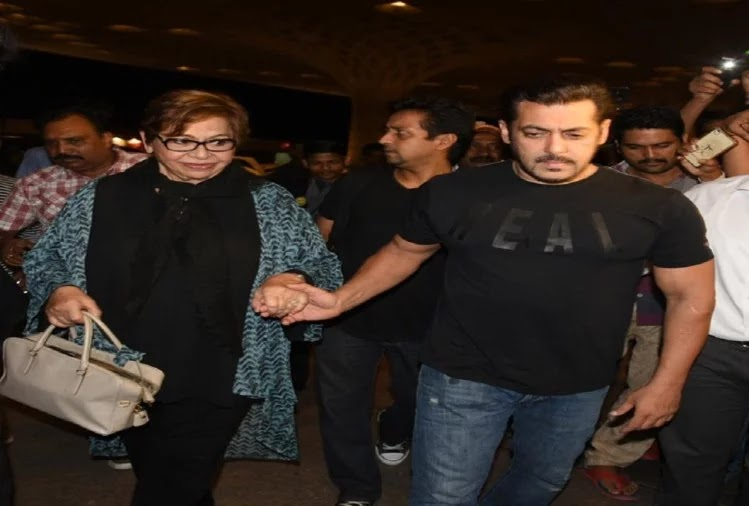 Bollywood First Sex Symbol And Actress Item Girl Helen Relation With Salman She Faces Starvation