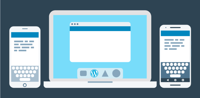 Usa las WordPress apps desde el móvil o el escritorio.