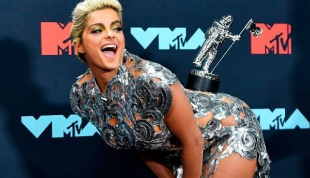 Bebe Rexha makes Albanians proud, wins at the 2019 MTV Video Music Awards