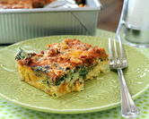 Easy Make-Ahead Breakfast Casserole
