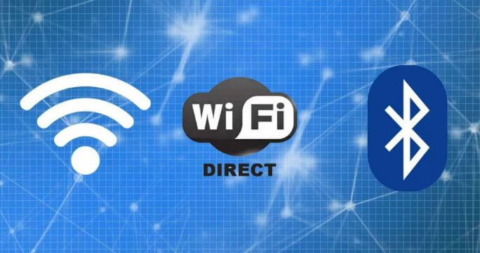 طريقة, نقل, الملفات, لاسلكياً, أسرع, من, البلوتوث, باستخدام, Wi-Fi ,Direct
