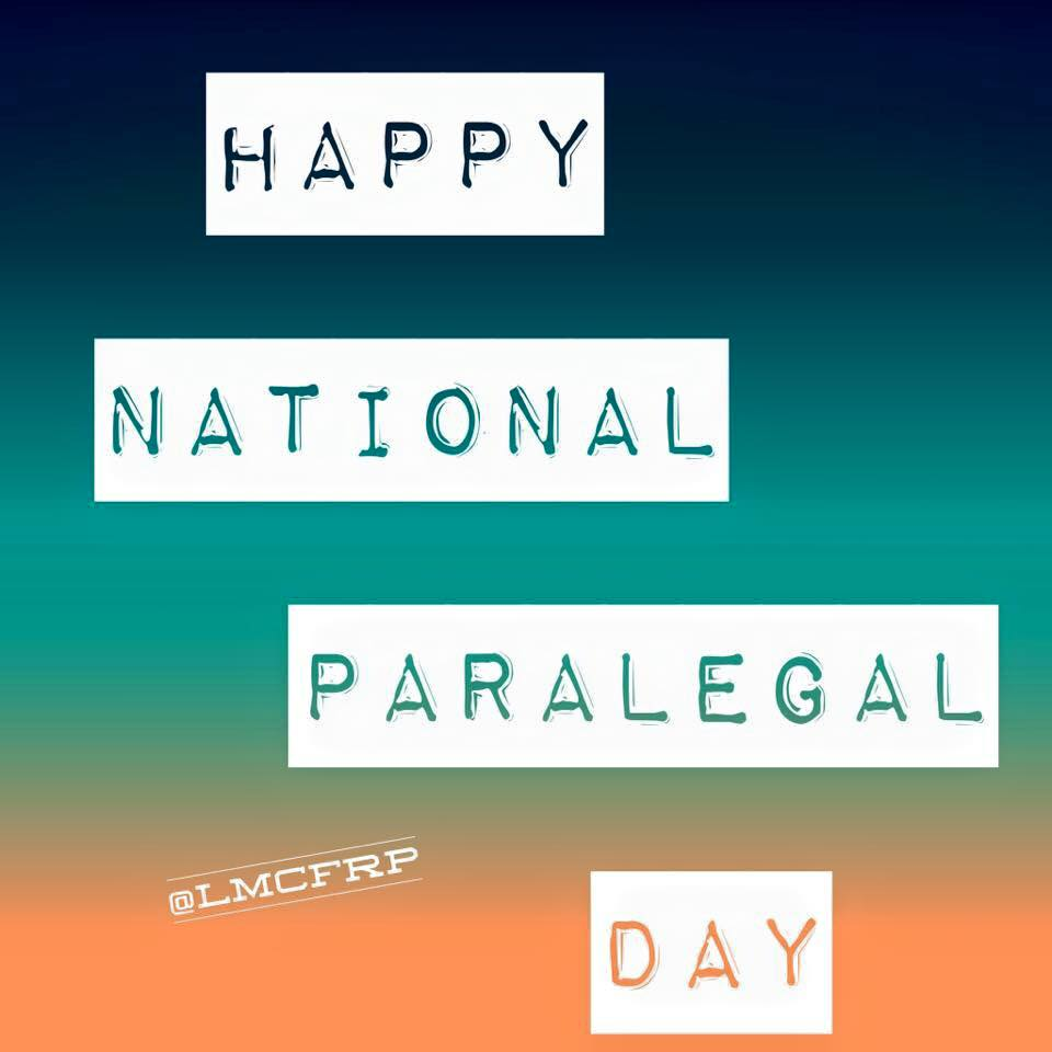 National Paralegal Day Wishes Images