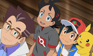 Pokemon (2019) Episodio 03