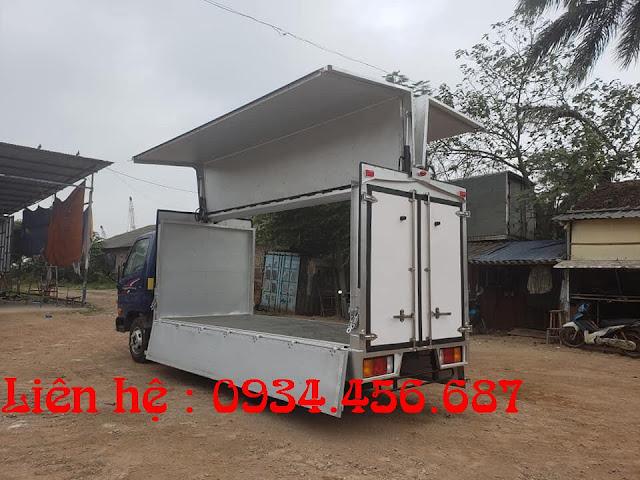 Hyundai N250sl thung canh doi