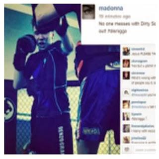 Madonna pide perdón en Instagram