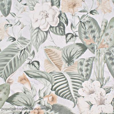 Papel Pintado Barato Flores Silvestres 392317
