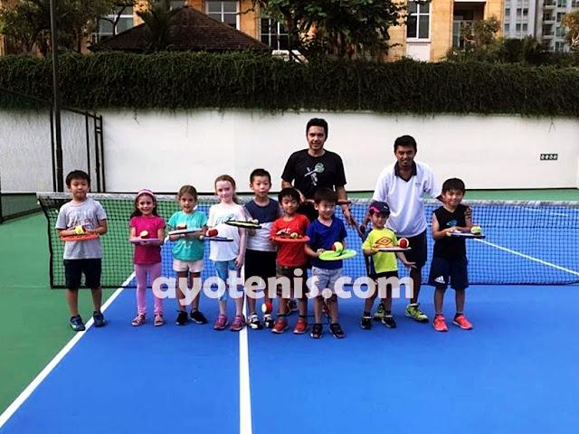 Menengok Sekolah Tenis ART297 Besutan Mantan Petenis Terbaik Indonesia, Andrian Raturandang (Bagian 2)