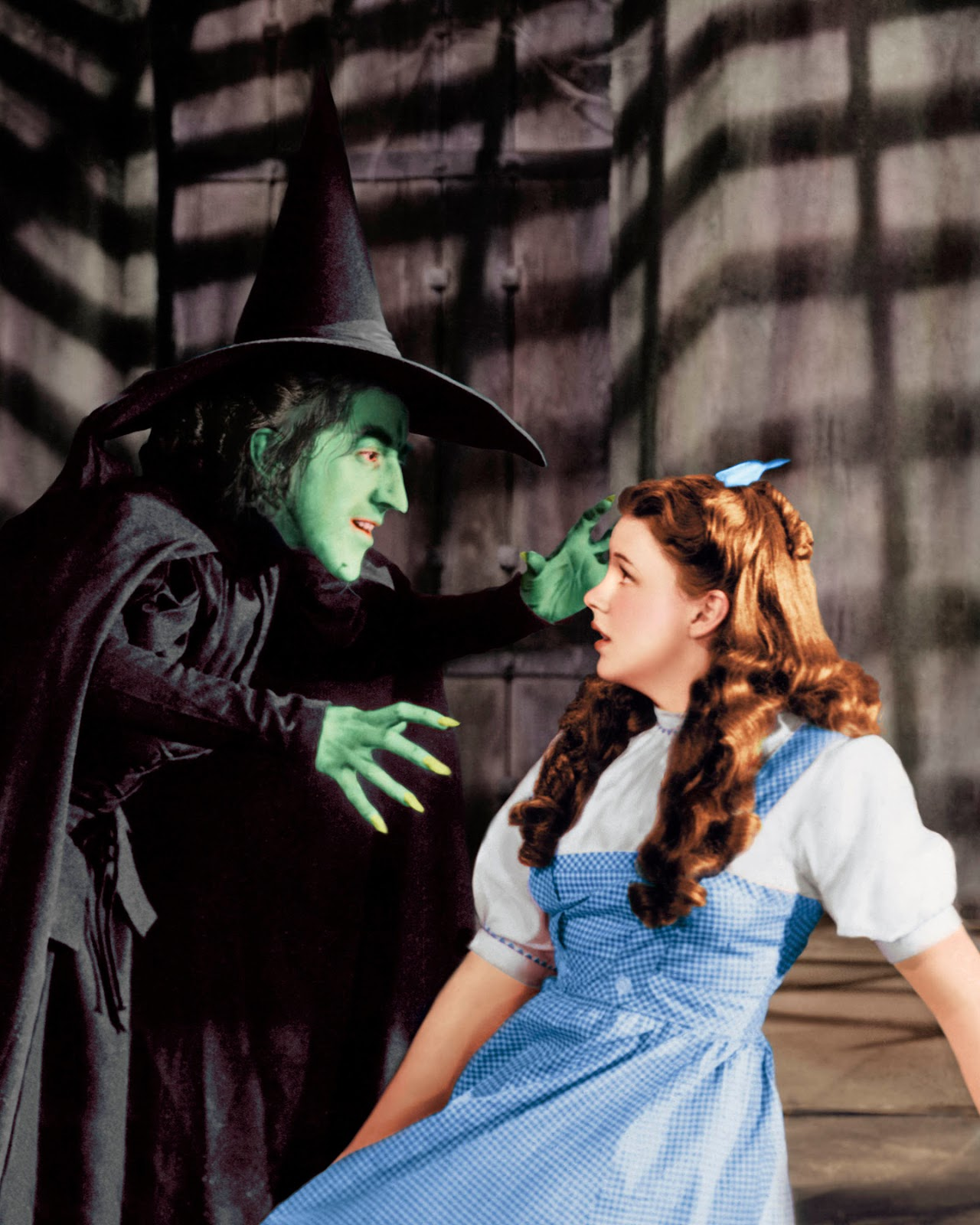 The Costume Of Wicked Witch West