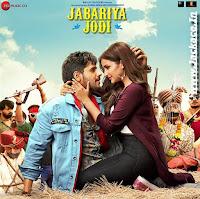 Jabariya Jodi First Look Poster 9
