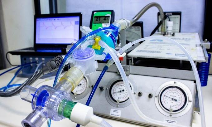 Governo Federal entregou mais de 9,9 mil ventiladores pulmonares
