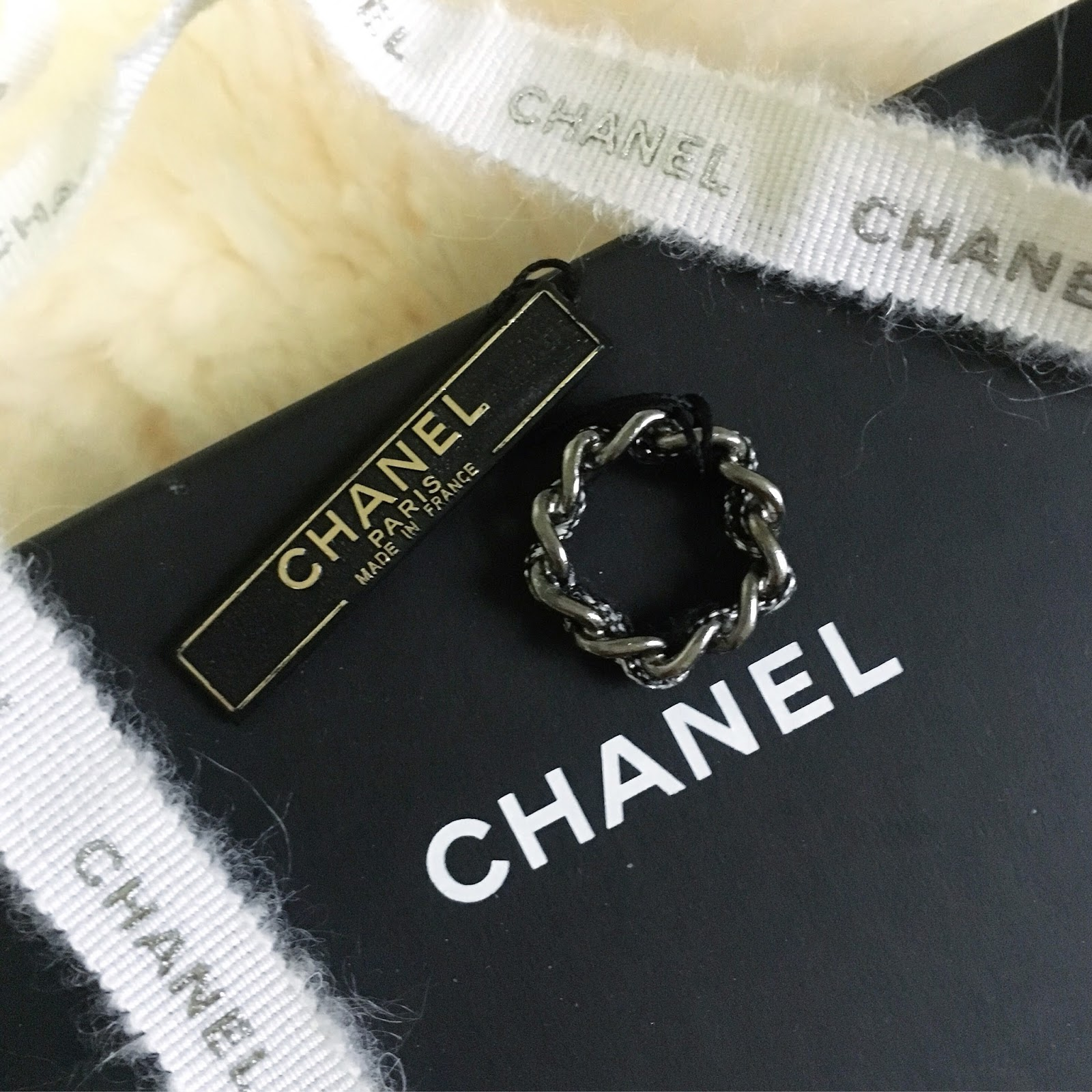a stroke of fabulosity: Chanel Thrift Store Finds