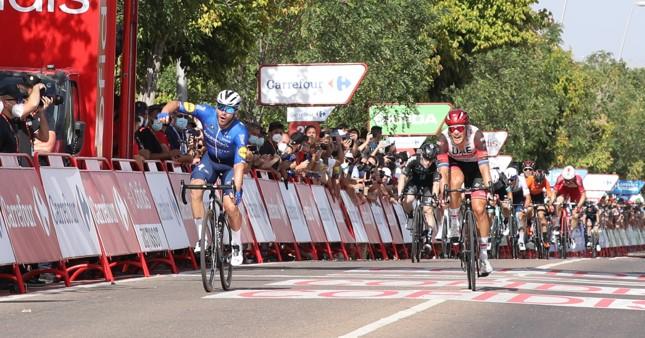 Vuelta a España 2021 - 13ª etapa clasificación