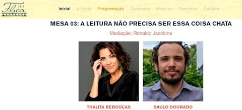 Carta aberta aos organizadores da 9ª edição da Festa Literária Internacional de Cachoeira (Flica)