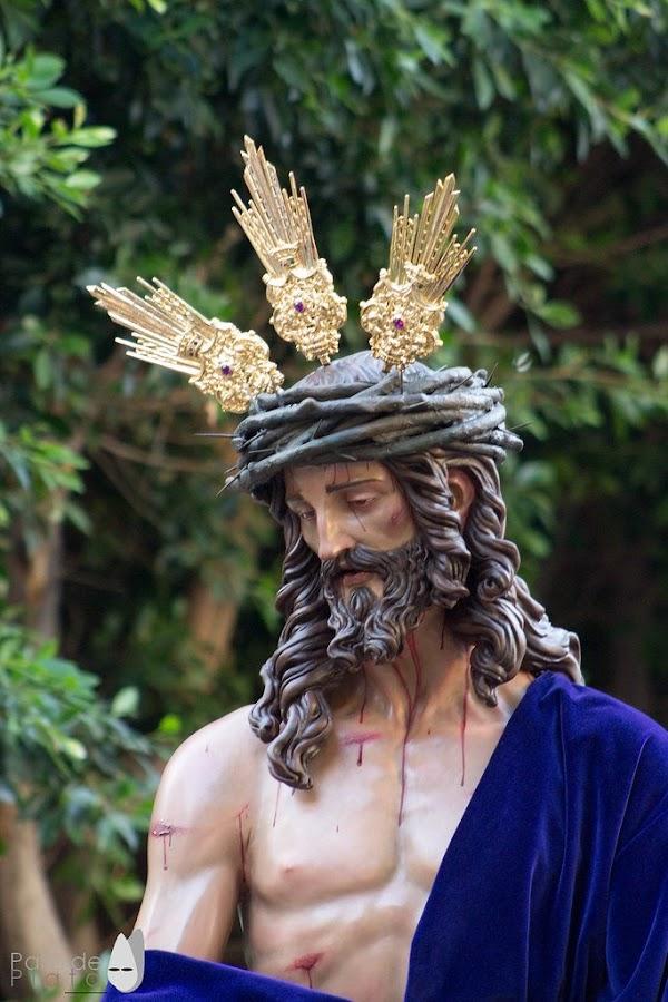 La Banda de CC y TT Cristo del Mar vuelve a Málaga