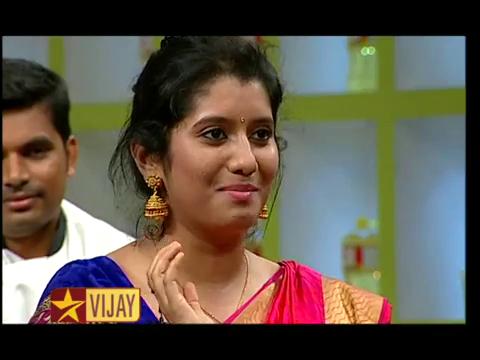 Kitchen Super Star Season 3 | 15th November 2014 Promo Vijay Tv