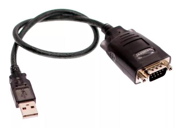 USB إلى كابل تسلسلي