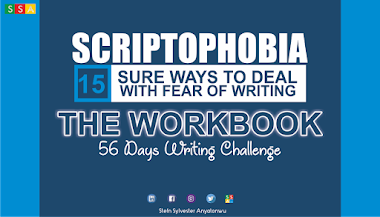 Free eBook: Scriptophobia - 15 Sure Ways To Deal With Fear Of Writing (THE WORKBOOK)