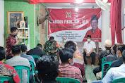 Sosialisasi 4 Pilar, Abidin Fikri Ajak Warga Desa Pasinan Rawat Keutuhan NKRI