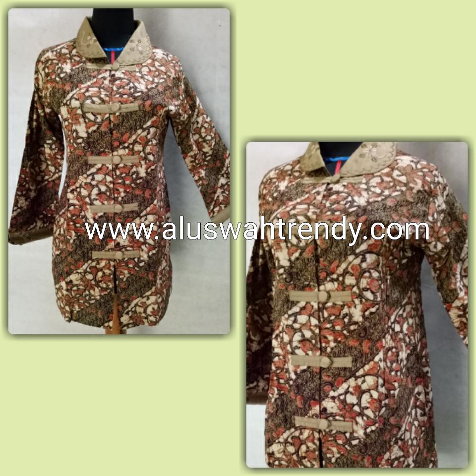 Blus Batik 016 Katun